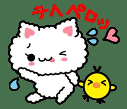 moko-neko sticker #86406