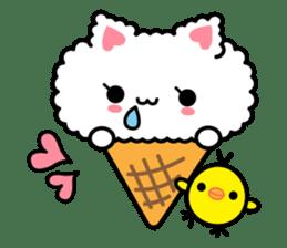 moko-neko sticker #86408