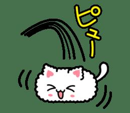 moko-neko sticker #86409