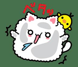 moko-neko sticker #86411