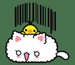 moko-neko sticker #86413