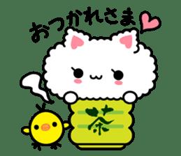 moko-neko sticker #86416