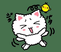 moko-neko sticker #86425