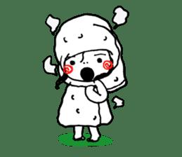 YOSHIKO!! sticker #86485