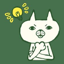 Mr.Nekoyama sticker #86973