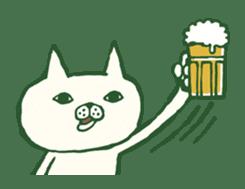 Mr.Nekoyama sticker #86984