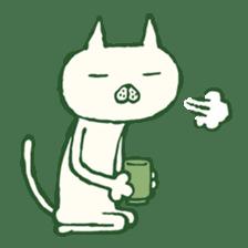 Mr.Nekoyama sticker #86985