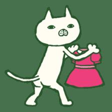 Mr.Nekoyama sticker #86986