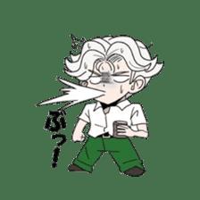 kuroihi  characters sticker #87097