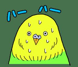 Parakeet! sticker #87245