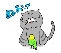 Parakeet! sticker #87256