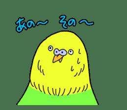 Parakeet! sticker #87261