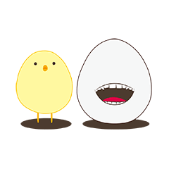 Chick and Egg-chan