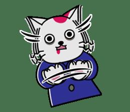Cat? Zombie? Nekonzo-san! sticker #88399