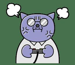 Cat? Zombie? Nekonzo-san! sticker #88413