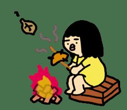 Mu-san&Hanadekakun sticker #88514