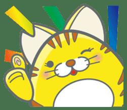 TAMANEKO PARADISE! sticker #88958