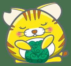 TAMANEKO PARADISE! sticker #88961
