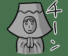 office workers, Mt.Fuji Takeru sticker #89302