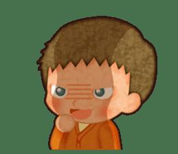 Kayo's Characters sticker #89318