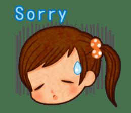 Kayo's Characters sticker #89319