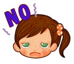 Kayo's Characters sticker #89321