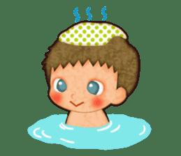 Kayo's Characters sticker #89327