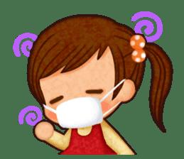Kayo's Characters sticker #89328