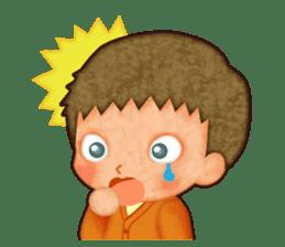 Kayo's Characters sticker #89329