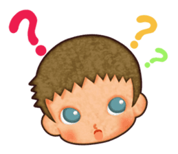 Kayo's Characters sticker #89332