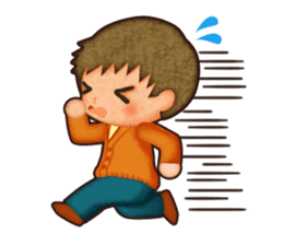 Kayo's Characters sticker #89333