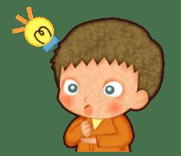 Kayo's Characters sticker #89335