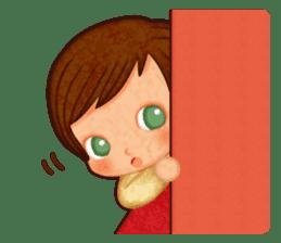 Kayo's Characters sticker #89336