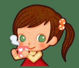 Kayo's Characters sticker #89337