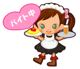 Kayo's Characters sticker #89339