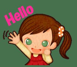 Kayo's Characters sticker #89342