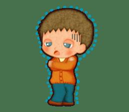 Kayo's Characters sticker #89346
