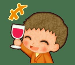 Kayo's Characters sticker #89348