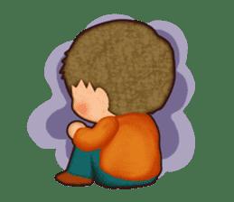 Kayo's Characters sticker #89349
