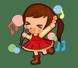 Kayo's Characters sticker #89350