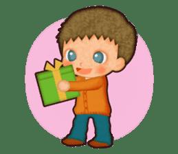 Kayo's Characters sticker #89352