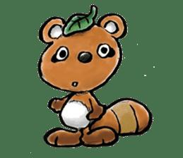 tanu-tanu sticker #89396