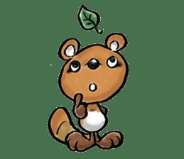 tanu-tanu sticker #89400