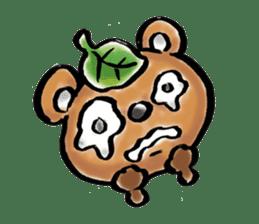 tanu-tanu sticker #89405