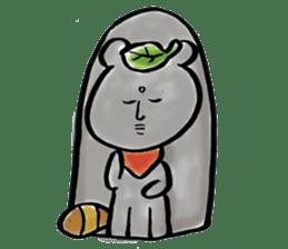 tanu-tanu sticker #89411