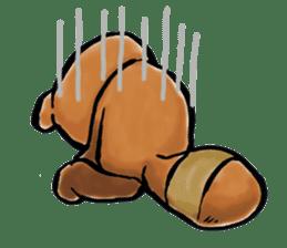 tanu-tanu sticker #89418