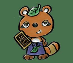 tanu-tanu sticker #89425