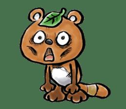 tanu-tanu sticker #89426