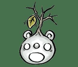 tanu-tanu sticker #89427