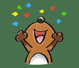 tanu-tanu sticker #89428